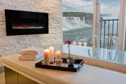 Hydrotherapy Room With Candles